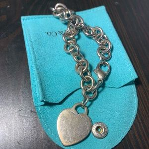 Tiffany& Co silver bracelet